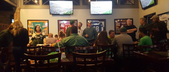 Game Watch at Palmetto Ale House